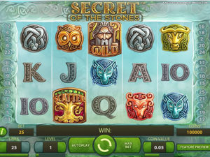 Secret of the Stones slot gratis con bonus