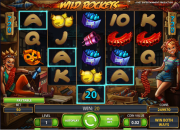 slot machine Wild Rockets