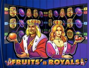fruits'n royals slot machine